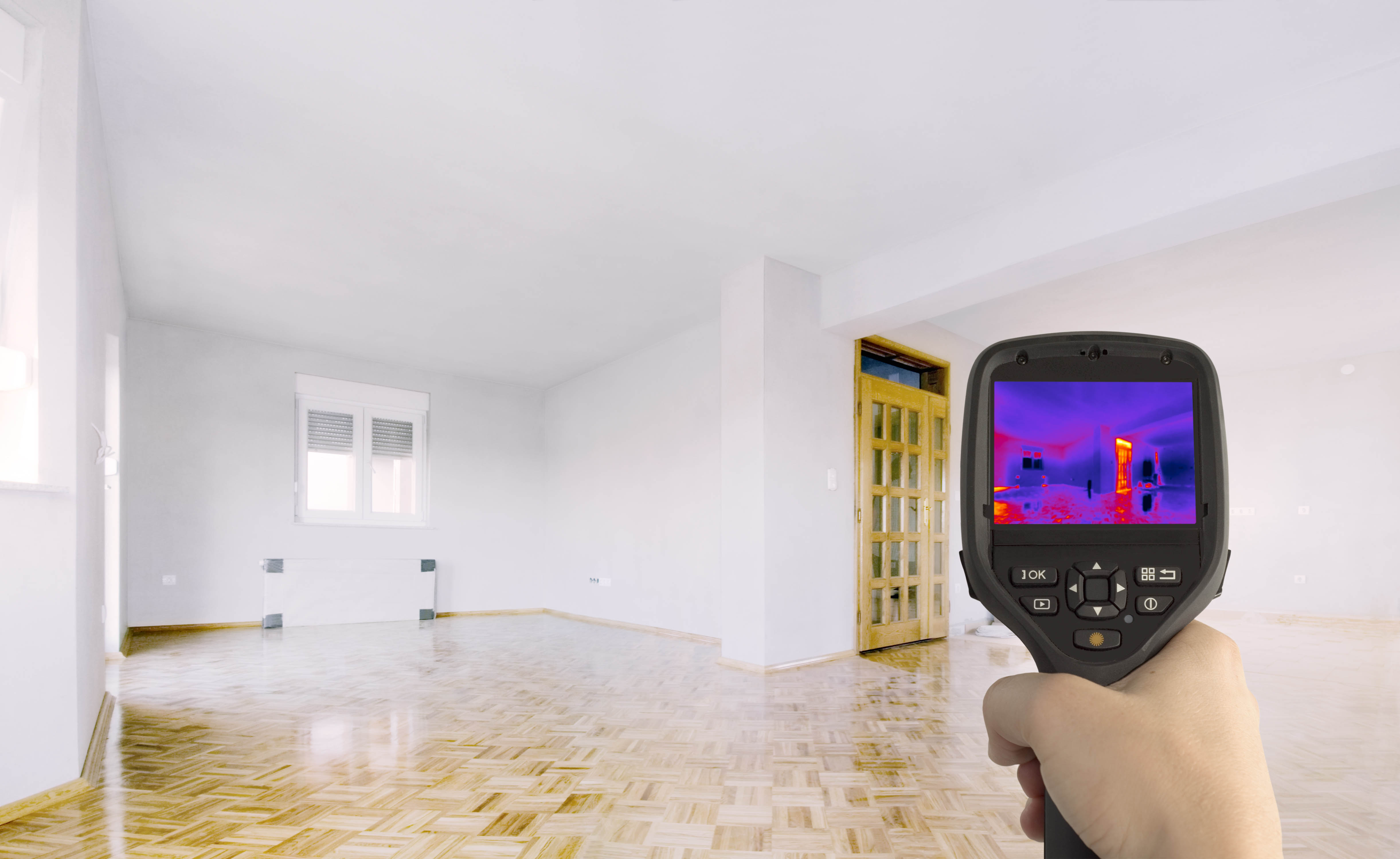 Thermal Imaging inspection services