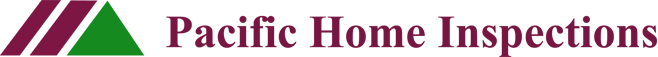 pacific home inspection services logo